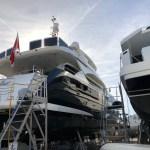 Yacht wrap| Hull
