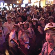 Yacht Rock band Orange County Yachty by Nature Premiere Tribute Ultimate Best Smooth Captain's Hats