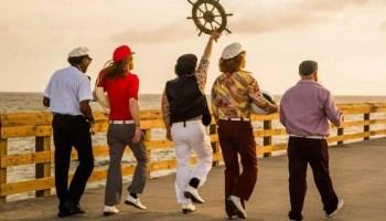 promo video newport beach pier yachty by nature yacht rock captains wheel lowdown