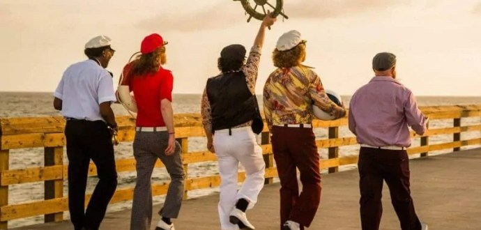 promo video newport beach pier yachty by nature yacht rock captains wheel lowdown