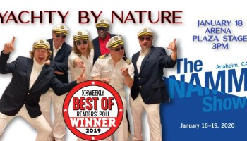 yacht rock photos review namm show 2020 soft rock captains of smooth oc weekly best live cover band cruise bands band music