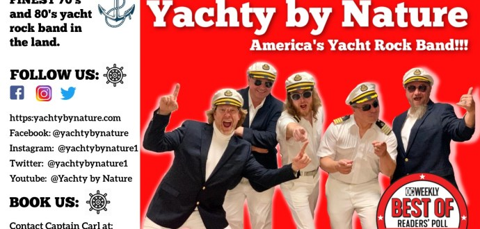 yacht rock bands band yachty by nature catalina breeze captains of smooth crew cruise los angeles orange county florida iowa kansas city san diego yachty by nature brandy what is yacht rock songs attire clothes outfits