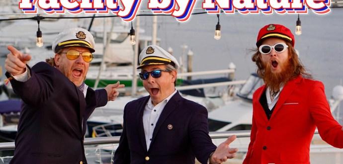im on a boat yacht rock soft rock yachty by nature captains harbor yachtley crew newport laguna ventura carl scotty mcyachty ben shreddin ocean sea cruise catalina