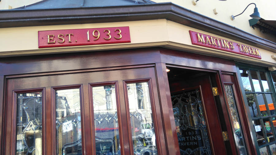 Mertin's Tavern
