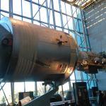 アメリカvsソ連!宇宙開発競争をワシントンDC航空宇宙博物館で見る(Space Race)