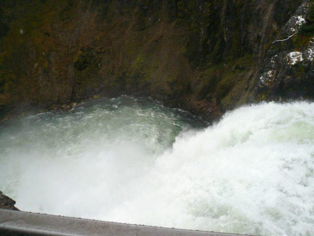 ロウアー滝