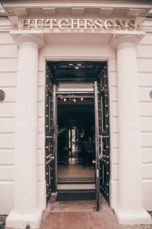 Huchesons door