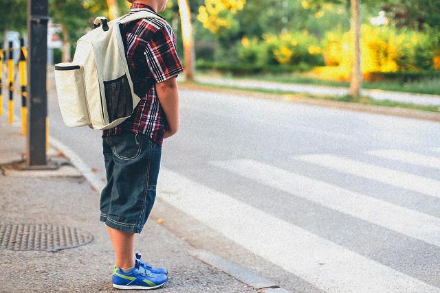 הילד לא הלך לבית הספר…