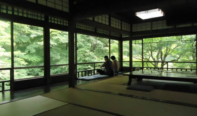 Ruriko-in temple