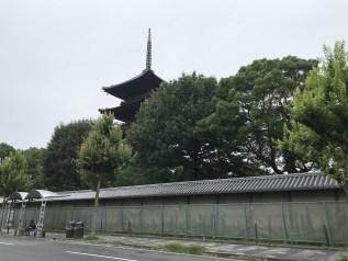 Japan Wooden Building