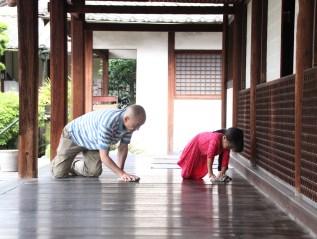 Jyurin-In Monk Ceremony