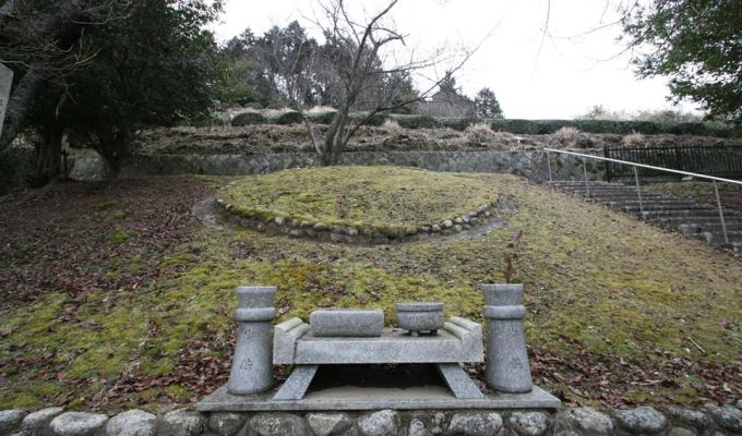 Grave of Ono Yasumaro