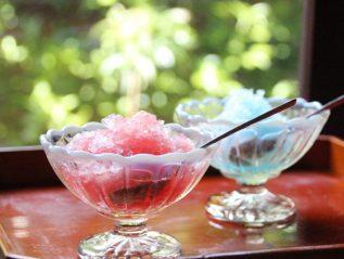 KAKIGORI, Japanese Shaved Ice has coming.