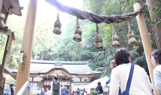 [通年]奈良 大神神社 三輪山登拝