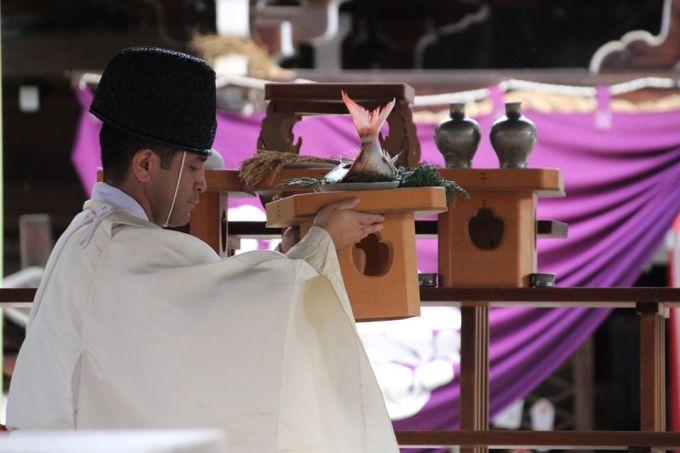 新嘗祭と火焚祭
