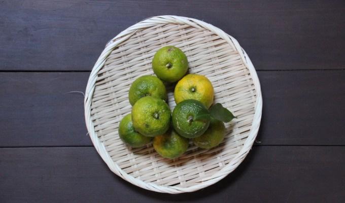 [期間限定]はる家のお庭で採れた 柚子
