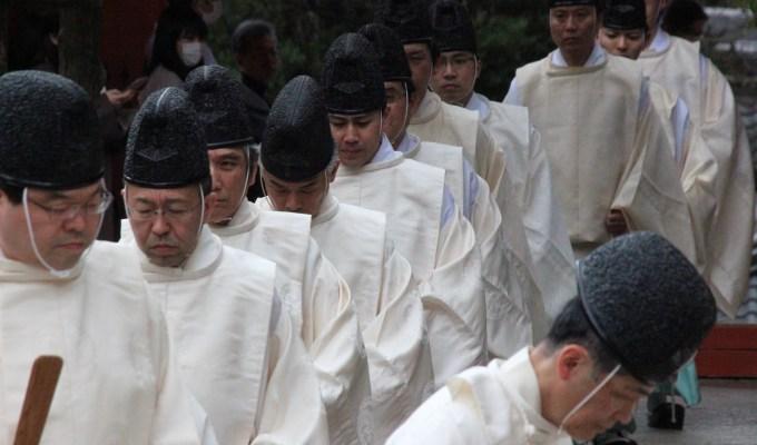 [3月11日]奈良 春日大社 春日祭前儀 巳の祓式