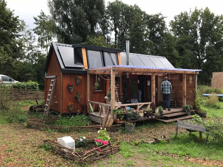 【タイニーハウスに行ってみた】子供時代を育む「Tiny Village Kleinhuizen」(前編)