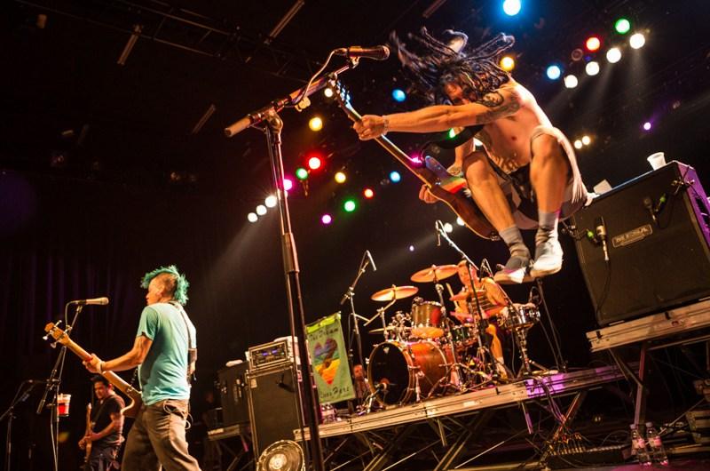 Photos concerts : NOFX @L'autre Canal, 18.08.2013