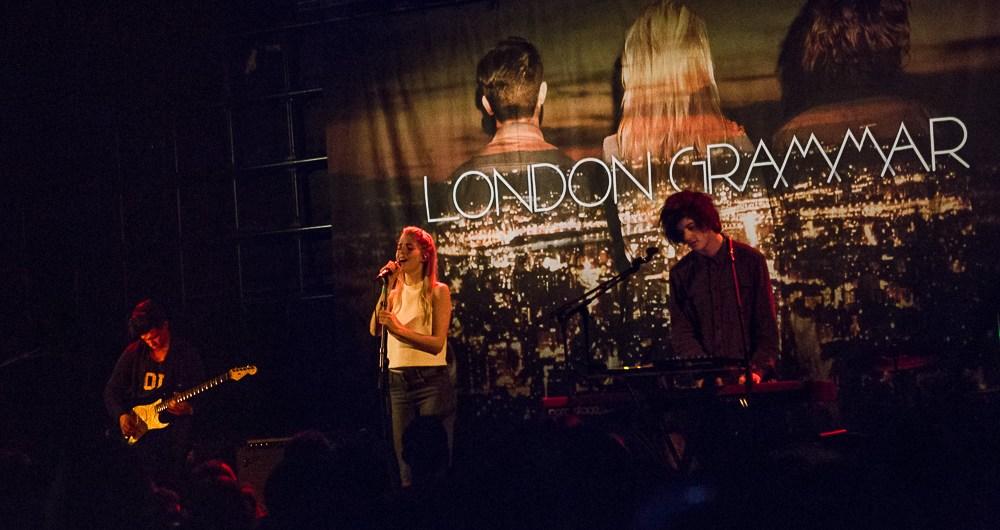Photos concert : London Grammar + Isaac Delusion @ L'Autre Canal