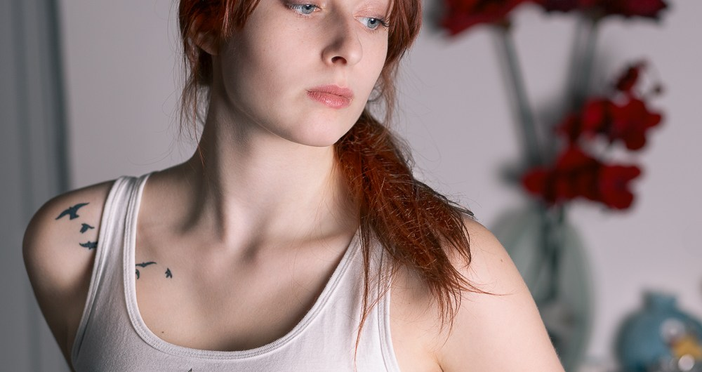 Portrait : Justine