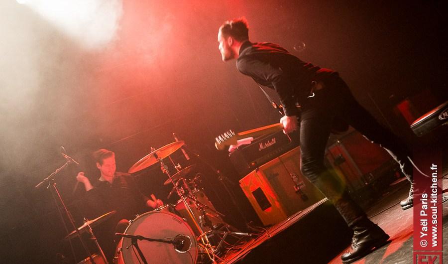 Photos concert : Caspian + Jean Jean @ L'Autre Canal