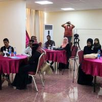 """بالتعاون مع فريدريش إيبرت : مؤسسة """"ألف باء"""" تُطلق الجيل الثاني من مشروع تحويل النزاعات وبناء السلام في عدن"""