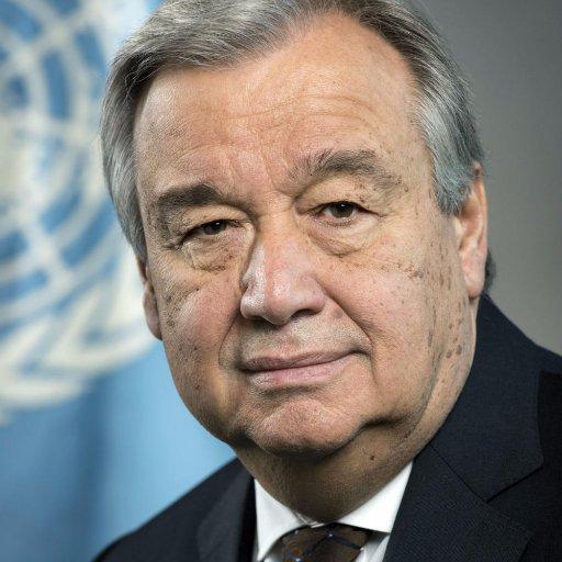 """عاجل.. أمين عام الأمم المتحدة يؤكد ثقته المطلقة بمبعوثه الخاص لليمن """"غريفيث"""""""