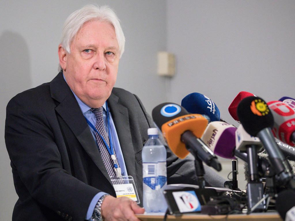 عاجل.. تفاصيل تصريح متحدث الأمم المتحدة حول رد غوتيريش على رسالة الرئيس هادي بشأن غريفيث