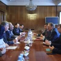 """""""تقرير خاص"""".. زيارة قيادة الانتقالي الجنوبي لروسيا بعد بريطانيا.. تعزز علاقات الجنوب بدول العالم"""