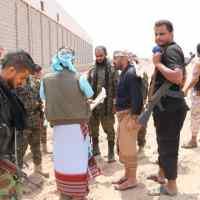 مدير عام مديرية الشيخ عثمان بعدن يحذر من البسط والمساس باراضي الدولة في الممدارة