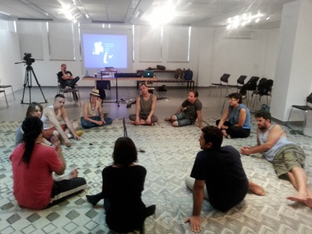 Workshop at Yaffo23