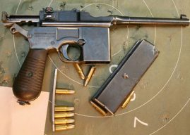 Маузер: гибрид пистолета и винтовки