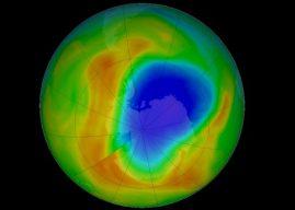 Озоновые дыры: как будем их латать