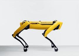 Знаменитого робота-пса выставили на продажу