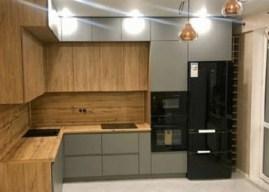 Кухни в панельных домах: фото дизайна