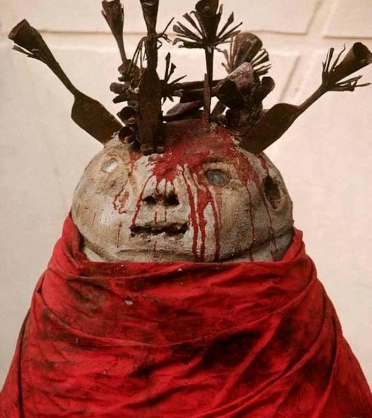 Orisa Ogun Blood Sacrifice Danxome