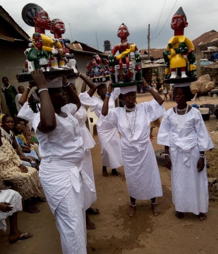 Egbe Festival Yoruba