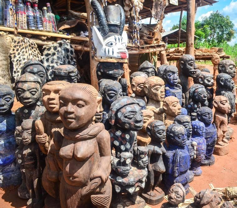 GELEDE = Powerful Mothers - Chief Yagbe Awolowo Onilu