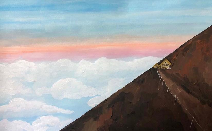 富士登山 3