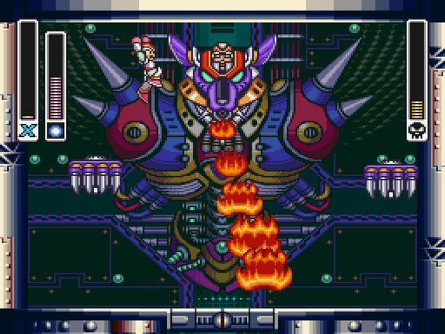 【ロックマンX】攻略/感想/評価:シリアス&スタイリッシュ 生まれ変わったロックマン