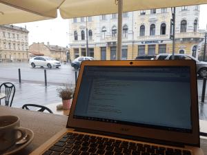 coding in Romania