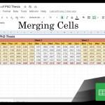 Google Sheets Beginners: Merging Text (5)