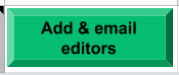Add and email editors button Google Sheets