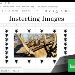 Google Sheets Beginners – Inserting Images (18)