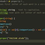 "Google Apps Script – Javascript: Emulate the ""Proper"" Google Sheets Function"