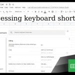 Google Sheets Beginners: Accessing the Keyboard Shortcuts  (32)