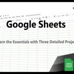 Google Sheets Course Title