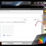Google Apps Script GWAO File Picker Title