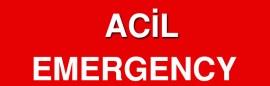 أرقام الطوارىء في اسطنبول